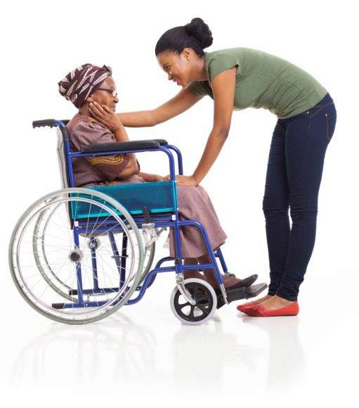 Home Care Services by a home care nurse